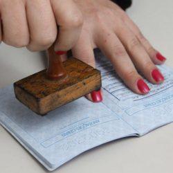 Como registrar um funcionário