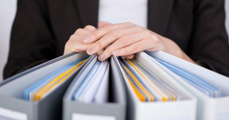 documentos para contabilidade