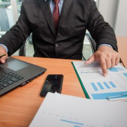relatórios contábeis e financeiros