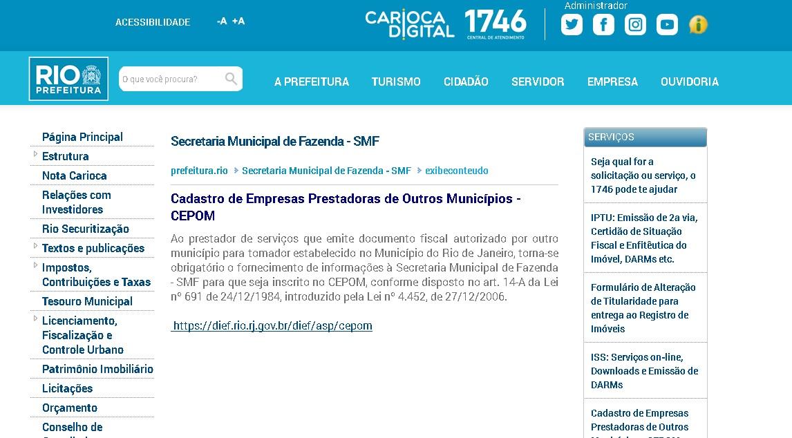 CEPOM/CPOM